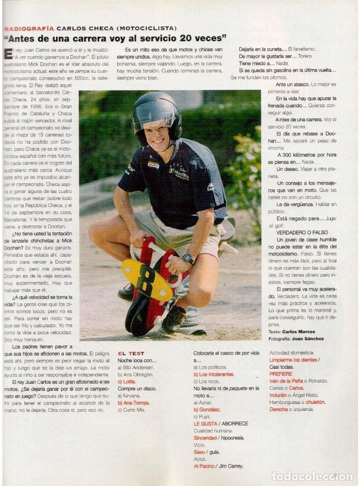 Coleccionismo de Periódico El País: 1997. david byrne. carlos checa. joan brossa. sembrados de muerte. ver sumario. - Foto 4 - 145790394