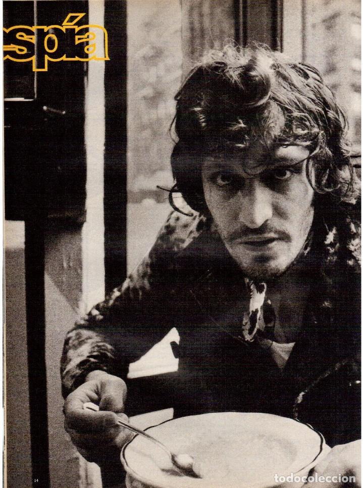 Coleccionismo de Periódico El País: 1997. najwa nimri. william klein. vicent gallo. jacques brel. u2. juan diego botto. ver sumario - Foto 3 - 145791894