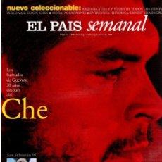 Coleccionismo de Periódico El País: 1997. 30 AÑOS DEL CHE GUEVARA. ELTON JOHN. CARMEN CONESA. LUIS CUENCA. KITI MANVER. NATHALIE SESEÑA . Lote 145877962