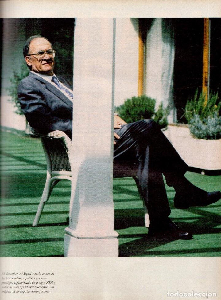 Coleccionismo de Periódico El País: 1997. mira sorbino. patti smith. lola baldrich. miguel artola. donna karan. miró. ver sumario. - Foto 7 - 145881398