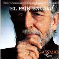 Coleccionismo de Periódico El País: 1997. ALBITA RÓDRIGUEZ. VAINICA DOBLE. ENRIQUE BUNBURY. ANTONIO CARMONA. ANDRÉS CALAMARO. VER SUMARI. Lote 145961602