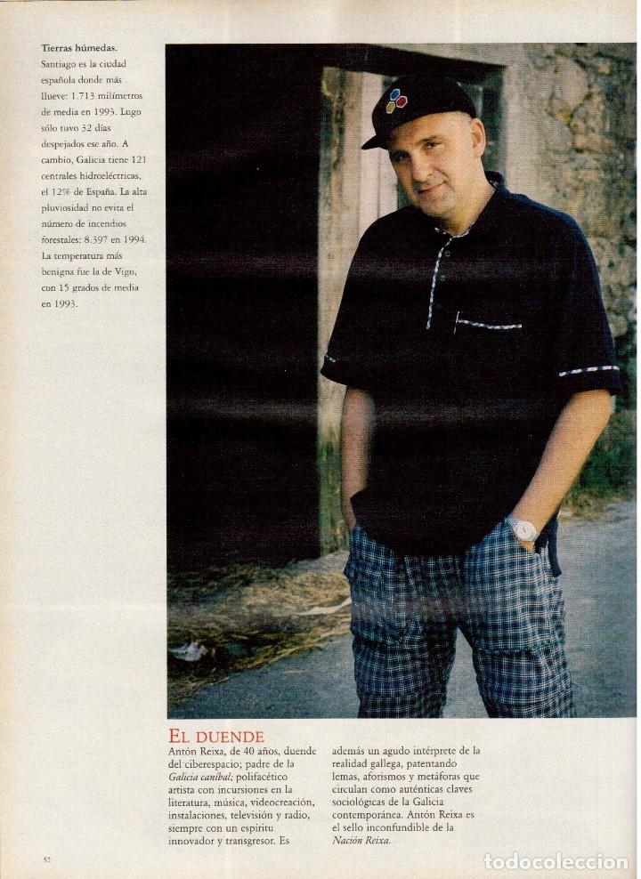 Coleccionismo de Periódico El País: 1997. the corrs. jeanne mandello. aitana sánchez-gijón. jeremy irons. antón reixa. DALÍ. VER SUMARIO - Foto 7 - 145964138
