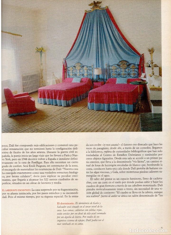 Coleccionismo de Periódico El País: 1997. the corrs. jeanne mandello. aitana sánchez-gijón. jeremy irons. antón reixa. DALÍ. VER SUMARIO - Foto 9 - 145964138