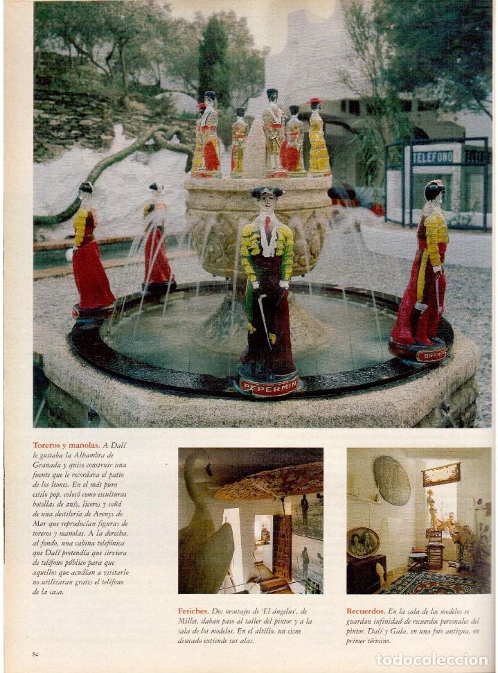 Coleccionismo de Periódico El País: 1997. the corrs. jeanne mandello. aitana sánchez-gijón. jeremy irons. antón reixa. DALÍ. VER SUMARIO - Foto 10 - 145964138
