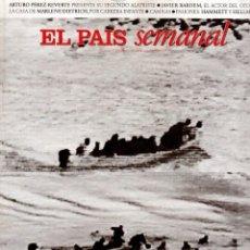 Coleccionismo de Periódico El País: 1997. MIJAÍL BARISHNIKOV. ARIEL ROT. JAVIER BARDEM. FERNAND LÉGER. MARLENE DIETRICH. VER SUMARIO.. Lote 145968154