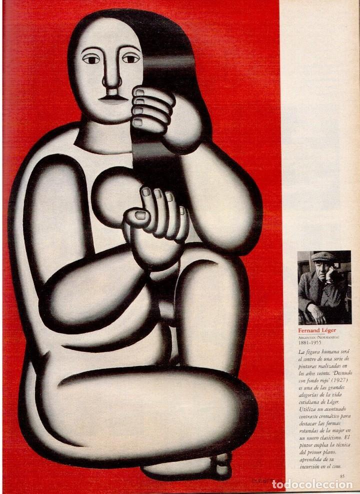 Coleccionismo de Periódico El País: 1997. mijaíl barishnikov. ariel rot. javier bardem. fernand léger. marlene dietrich. ver sumario. - Foto 8 - 145968154