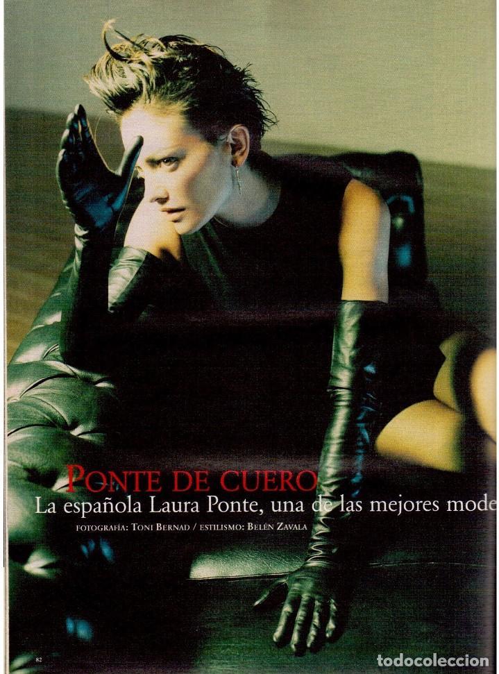 Coleccionismo de Periódico El País: 1997. bob dylan se confiesa. david duchovny. señor galindo. ortiz-echagüe. laura ponte. ver sumario - Foto 11 - 145970618