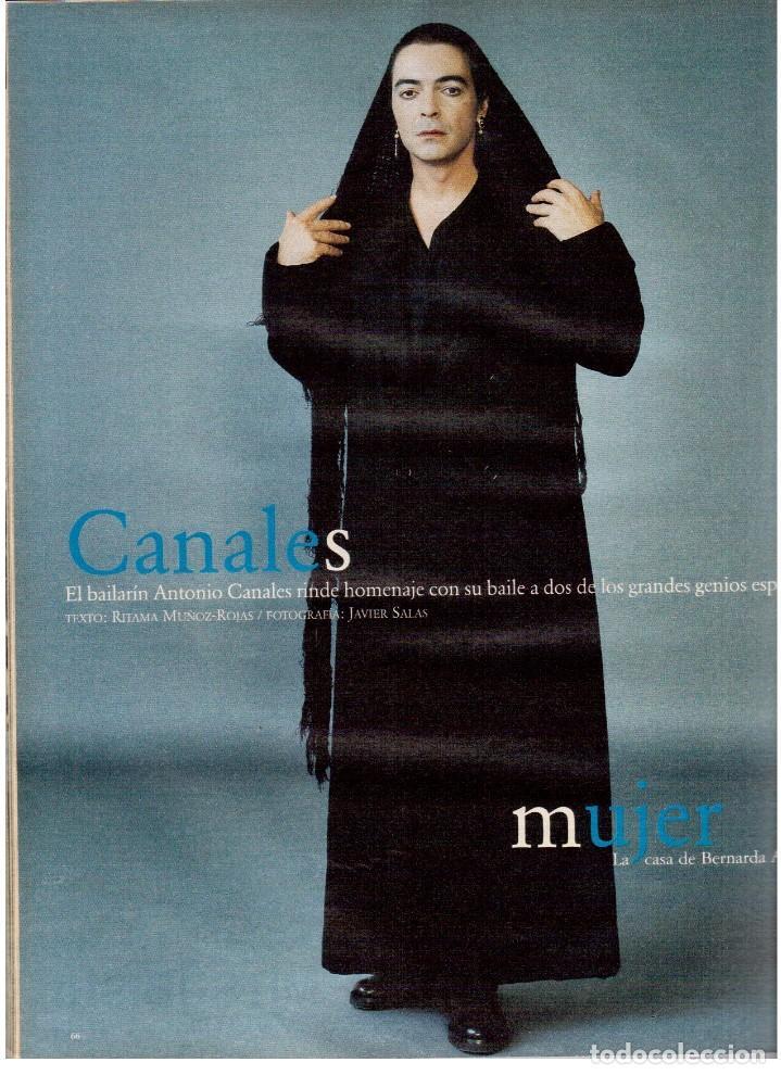 Coleccionismo de Periódico El País: 1997. belfast. ángela molina. giovanni caccamo. métallica y marianne faithful. antonio canales.ver. - Foto 10 - 145975290