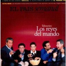 Coleccionismo de Periódico El País: 1997. GERVASIO SÁNCHEZ. ALBERT PLA. DORIS LESSING. EL FARY. FELE MÁRTINEZ. EDUARDO NORIEGA. VER.. Lote 145976714