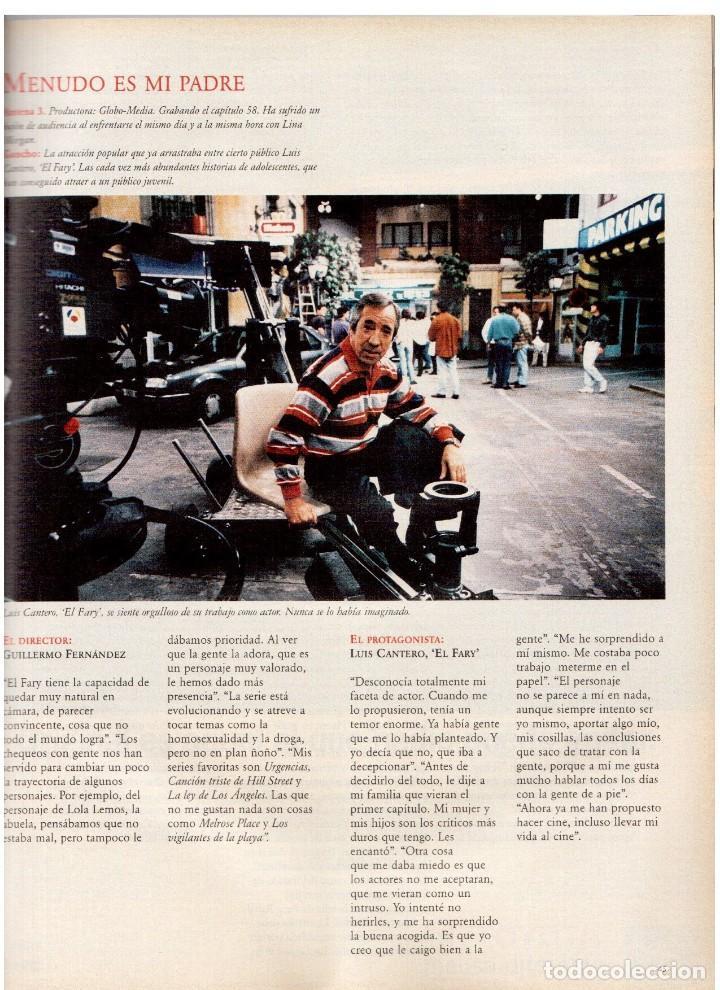 Coleccionismo de Periódico El País: 1997. gervasio sánchez. albert pla. doris lessing. el fary. fele mártinez. eduardo noriega. ver. - Foto 7 - 145976714