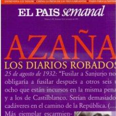 Coleccionismo de Periódico El País: 1997. LOU RED Y PAUL SIMON. ETHAN HAWKE. TONY CATANY. BELINDA WASHINGTON. LIZ TAYLOR. VER SUMARIO. . Lote 146000522