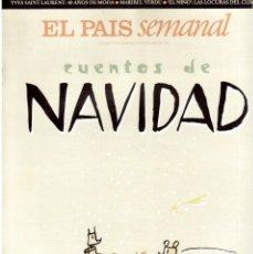 Coleccionismo de Periódico El País: 1997. MICK JAGGER. KATE WINSLET. CARMEN SEVILLA. MAIBEL VERDÚ. ANA OBREGÓN. ROCÍO JURADO. VER SUMARI. Lote 146008862