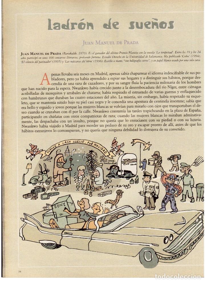 Coleccionismo de Periódico El País: 1997. mick jagger. kate winslet. carmen sevilla. maibel verdú. ana obregón. rocío jurado. ver sumari - Foto 6 - 146008862