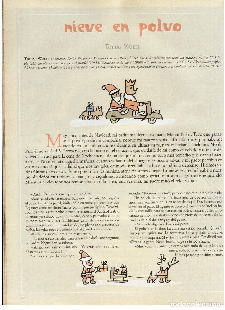 Coleccionismo de Periódico El País: 1997. mick jagger. kate winslet. carmen sevilla. maibel verdú. ana obregón. rocío jurado. ver sumari - Foto 7 - 146008862