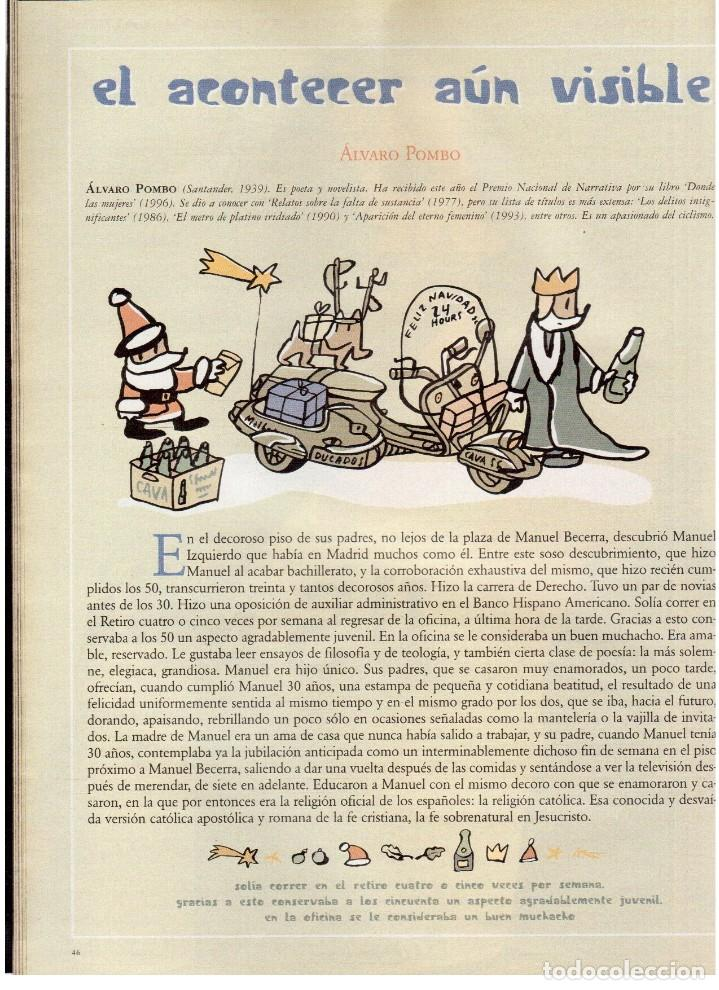 Coleccionismo de Periódico El País: 1997. mick jagger. kate winslet. carmen sevilla. maibel verdú. ana obregón. rocío jurado. ver sumari - Foto 8 - 146008862