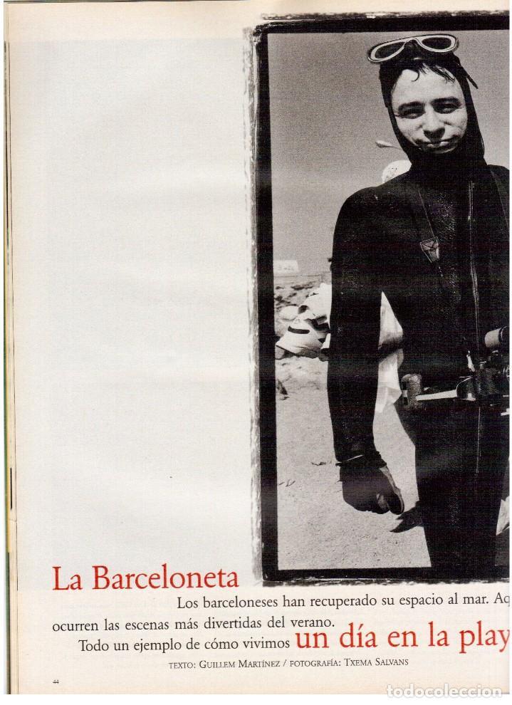 Coleccionismo de Periódico El País: 1997. ana torroja de mecano. teenage fan club. chus gutiérrez. markus wolf. ver sumario. - Foto 9 - 146072314