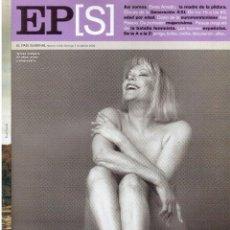 Coleccionismo de Periódico El País: 2002. UN PAÍS DE MUJERES: ELENA ARNEDO. ANA PALACIO. ESTEFANÍA RUIZ. MARINA CASALDERREY. VER SUMARIO. Lote 147186202