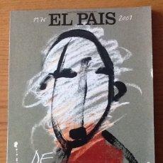Coleccionismo de Periódico El País: EL PAIS DE NUESTRAS VIDAS. 1976-2001. 380 PÁGINAS. Lote 147597994
