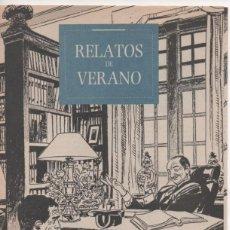 Coleccionismo de Periódico El País: RELATOS DE VERANO EL PAÍS SERIE NEGRA 10 LA DIOSA DESNUDA M VÁZQUEZ MONTALBÁN DIBUJOS ALFONSO FONT. Lote 147834394