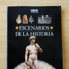 Coleccionismo de Periódico El País: ESCENARIOS DE LA HISTORIA - EL PAIS AGUILAR. Lote 147931414