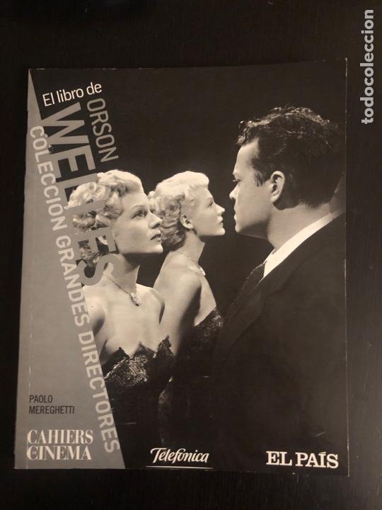 COLECCIÓN GRANDES DIRECTORES. ORSON WELLES (Coleccionismo - Revistas y Periódicos Modernos (a partir de 1.940) - Periódico El Páis)