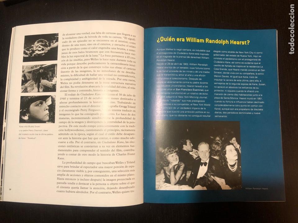 Coleccionismo de Periódico El País: Colección grandes directores. Orson Welles - Foto 3 - 148232337