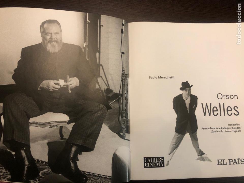 Coleccionismo de Periódico El País: Colección grandes directores. Orson Welles - Foto 4 - 148232337