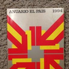 Coleccionismo de Periódico El País: ANUARIO EL PAÍS 1994. Lote 148364134