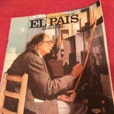 Coleccionismo de Periódico El País: PERIÓDICO PAÍS 1982 DALI. Lote 150644670