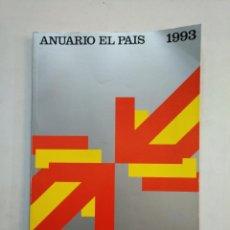 Coleccionismo de Periódico El País: ANUARIO EL PAIS. - 1994. TDKR45. Lote 151974818