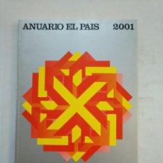 Coleccionismo de Periódico El País: ANUARIO EL PAIS. - 2001. TDKR45. Lote 151975790