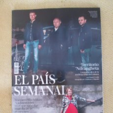 Coleccionismo de Periódico El País: EL PAIS SEMANAL Nº 2189 AÑO 2018 . Lote 152179198