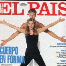 Coleccionismo de Periódico El País: EL PAIS SEMANAL-COMIC MITOS DE PAPEL SHETON,MOEBIUS HUGO PRATT EPAG. 3 FOTOS -VER SUMARIO AÑO 1992. Lote 152375370