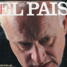 Coleccionismo de Periódico El País: ROSSINI (EL SEÑOR CRESCENDO) 7 PAGINAS -ARZALLUZ EL GUARDIAN DEL LABERINTO 9 PAG. 5 FOTOS - AÑO 1992. Lote 152408646