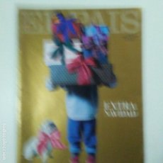 Coleccionismo de Periódico El País: PAIS SEMANAL NUM 252 17-12-1995 GUIA COMERCIAL MUY COMPLETA VER FOTOS SUMARIO. Lote 155509398