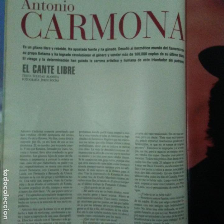 Coleccionismo de Periódico El País: PAIS SEMANAL NUM 250 3-12-1995 VICTOR ULLATE. KETAMA. LOS CAPRICHOS DE GOYA. VER FOTOS SUMARIO - Foto 3 - 155510590