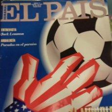 Coleccionismo de Periódico El País: SEMANAL EL PAÍS AÑO XIX TERCERA ÉPOCA NÚMERO 173 . Lote 156281118