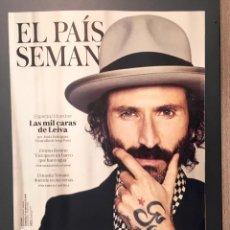 Coleccionismo de Periódico El País: LEIVA. Lote 156506494