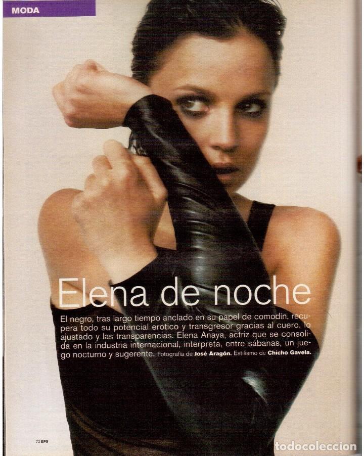 Coleccionismo de Periódico El País: 2004. nevenka fernández.angel gabilondo.uma thurman. juan diego flórez.marilyn monroe.elena anaya. - Foto 12 - 156585046