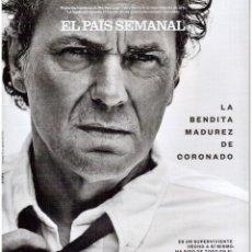 Coleccionismo de Periódico El País: 2014. JOAN MANUEL SERRAT.GWYNETH PALTROW.LA TOSCANA.JOSÉ CORONADO. VER SUMARIO.. Lote 156593494