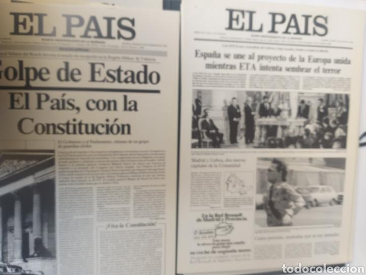 Coleccionismo de Periódico El País: Pensamiento . Las portadas que hacen historia .El pais - Foto 6 - 158033358