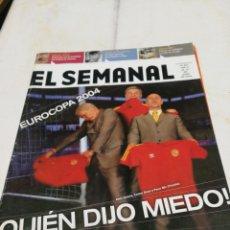 Coleccionismo de Periódico El País: EL SEMANAL. N. 867, JUNIO 2004. Lote 158889036