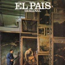 Coleccionismo de Periódico El País: EL PAIS SEMANAL. NÚMERO 272 JUNIO 1982. Lote 163525570