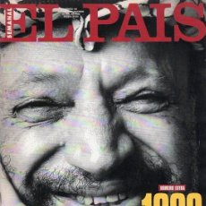 Coleccionismo de Periódico El País: EL PAIS SEMANAL. RESUMEN DEL AÑO 1993. Lote 163525906