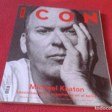 Coleccionismo de Periódico El País: REVISTA EL PAÍS CON HOMBRES & ESTILOS Nº 62 ABRIL DE 2019 MICHAEL KEATON, PUBLICIDAD VARIADA...ETC . Lote 167529416