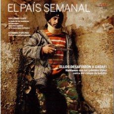 Coleccionismo de Periódico El País: 2011 REYES DEL GLAM.JUEGO DE TRONOS.MONTXO ARMENDÁRIZ.GADAFI.LOS HIMMLER. VER SUMARIO. Lote 167965720