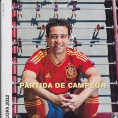 Coleccionismo de Periódico El País: EL PAÍS. ESPECIAL EUROCOPA 2012. Lote 168742604