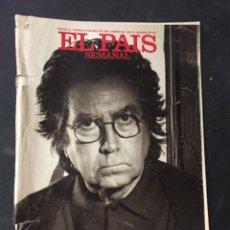 Coleccionismo de Periódico El País: EL PAIS SEMANAL MAYO 1990 PETER GABRIEL HARLEY DAVIDSON GUERRA YUGOSLAVIA ANTONI TAPIES . Lote 171216628
