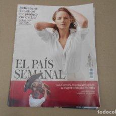 Coleccionismo de Periódico El País: EL PAIS SEMANAL N 2179. Lote 171628192