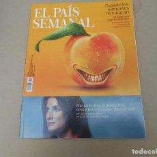 Coleccionismo de Periódico El País: EL PAIS SEMANAL N 2192. Lote 171813240